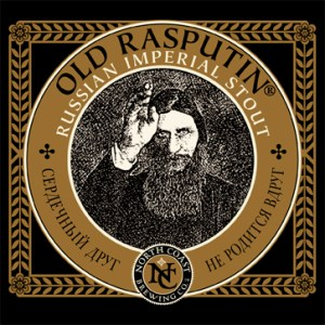 North Coast Old Rasputin
