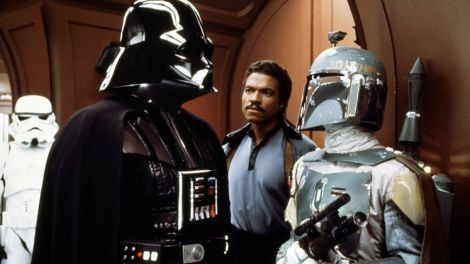 Ask Lando Calrissian how that deal he made to keep the Empire out of his Bespin mine worked...