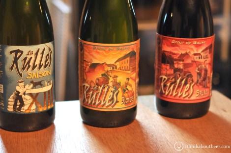 La Rulles Bottles