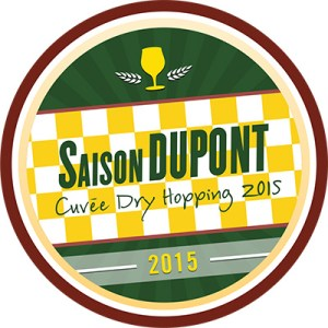 Saison Dupont Dry Hopping 2015