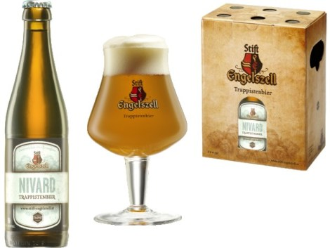 Stift Engelszell Nivard bottle glass box
