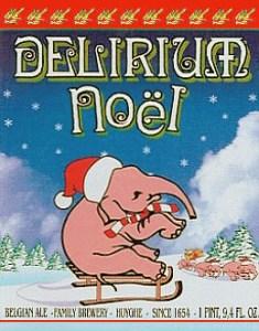 Delirium Noel Sled