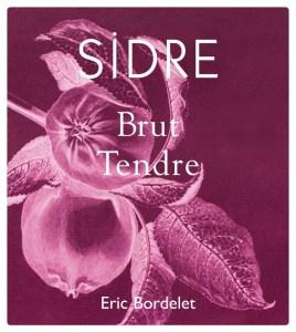Eric Bordelet Sidre Brut Tendre