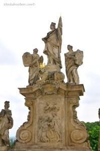 Statues in Kutna Hora