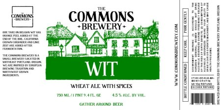 The Commons Wit