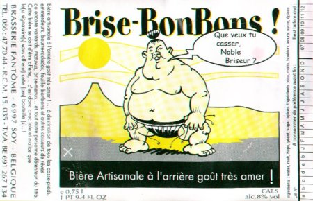 Fantome Brise-BonBons!