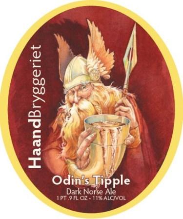 Haand Bryggeriet Odin's Tipple Dark Norse Ale
