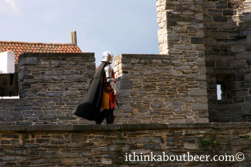 The Knight of Gravensteen