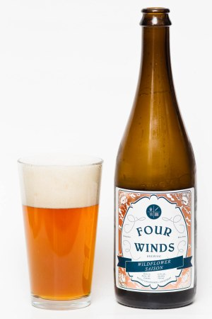 Four Winds Brewing Wild Flower Saison