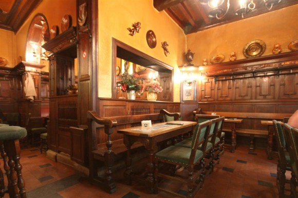 Au Bon Vieux Temp (Picture from www.trappistwestmalle.be)