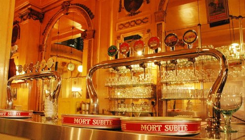 The Draft Towers a A La Mort Subite (Picture from www.alamortsubite.com)