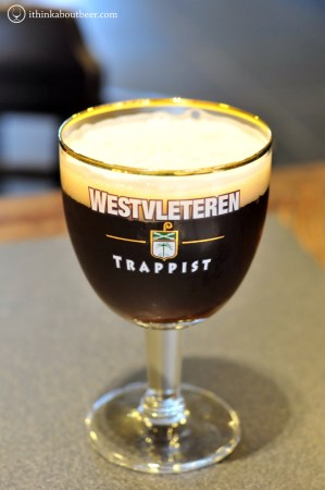 Westvleteren 12 (8/31/16) – Bottle No. 1 11/22/2016