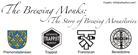 The Brewing Monks: A Brief History of the Trappist Order and Monastic Brewing