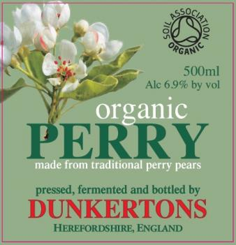 Dunkertons Organic Perry