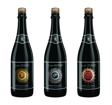 "Ommegang Bend the Knee ""Game of Thrones"""