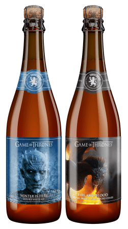 "Ommegang Winter is Here ""Game of Thrones"""