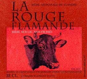 Brasserie Thiriez La Rouge Flamande