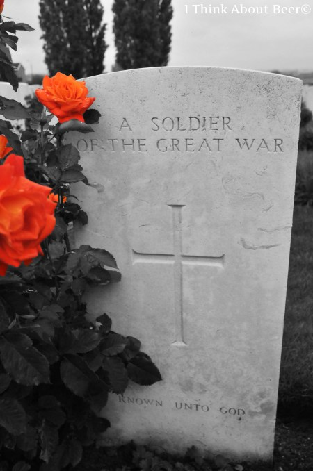 Tyne Cot Veterans Day