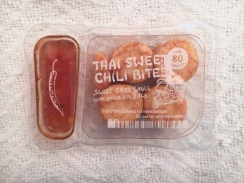 Graze Box Thai Sweet Chili Bites | I Think It's Ashley