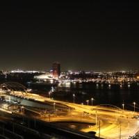 Sky Lounge by Night