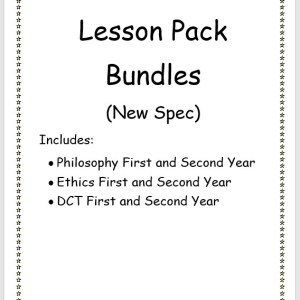 Lesson Pack Bundle