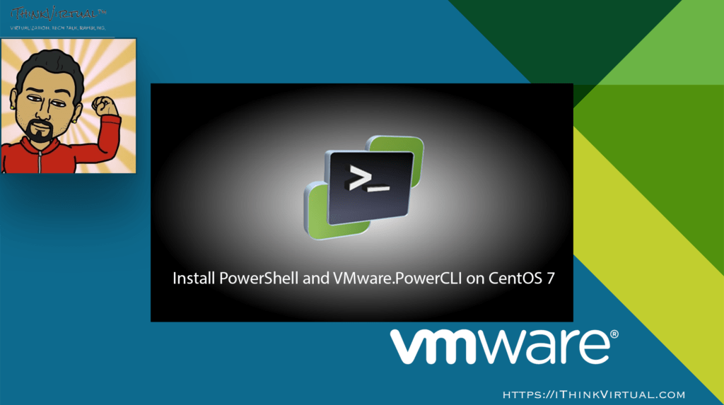 Install PowerShell and VMware PowerCLI on CentOS