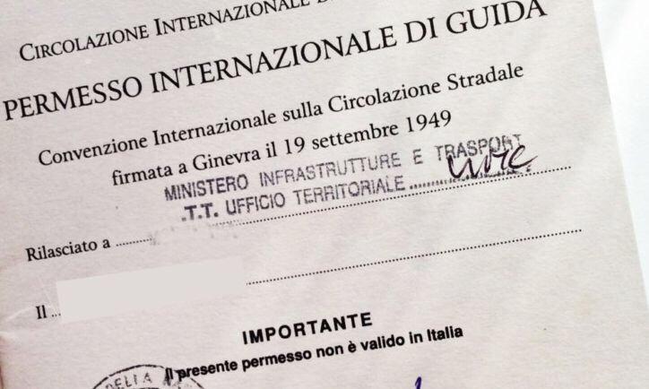 世界任你行:华人如何申请意大利国际驾照