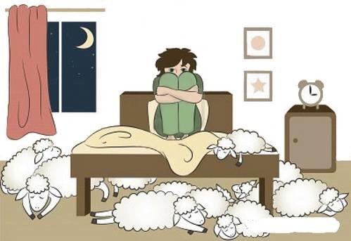 1分钟立马睡着的方法,告别失眠!