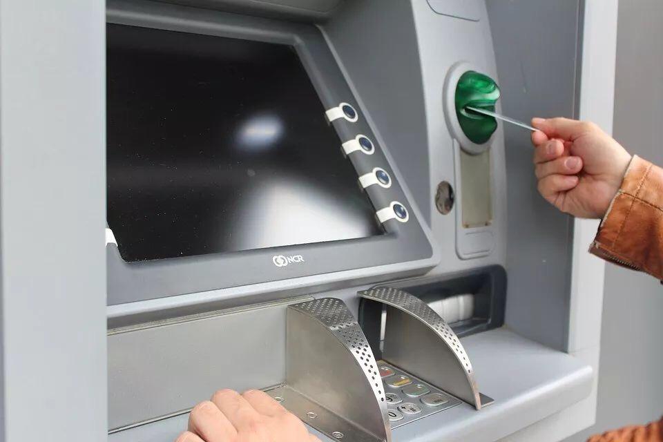 在银行取现满1000欧将被立即