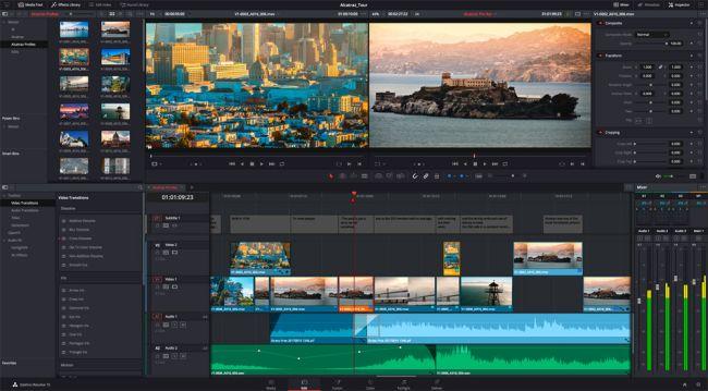 Лучшие программы для видеомонтажа 2021 - платные и бесплатные