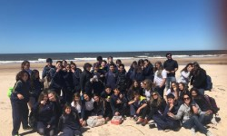 Primer año,ecosistema costero