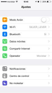 Pinchad sobre datos móviles
