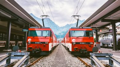 Photo of Suisse : prendre le train