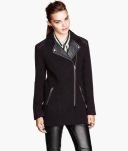 manteau hiver H&M