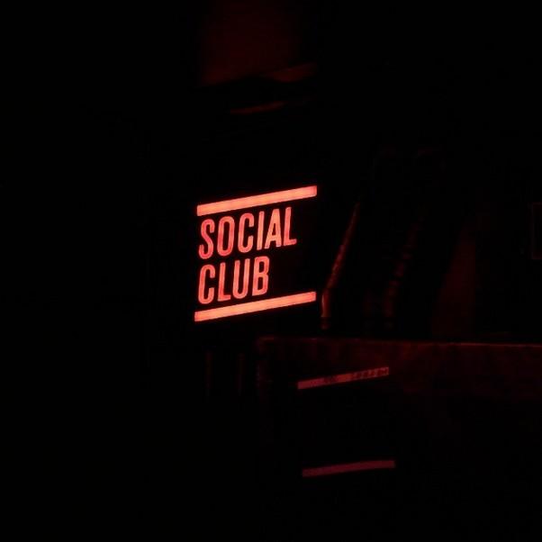 Soirée House of Mask au Social Club le 18 septembre dernier