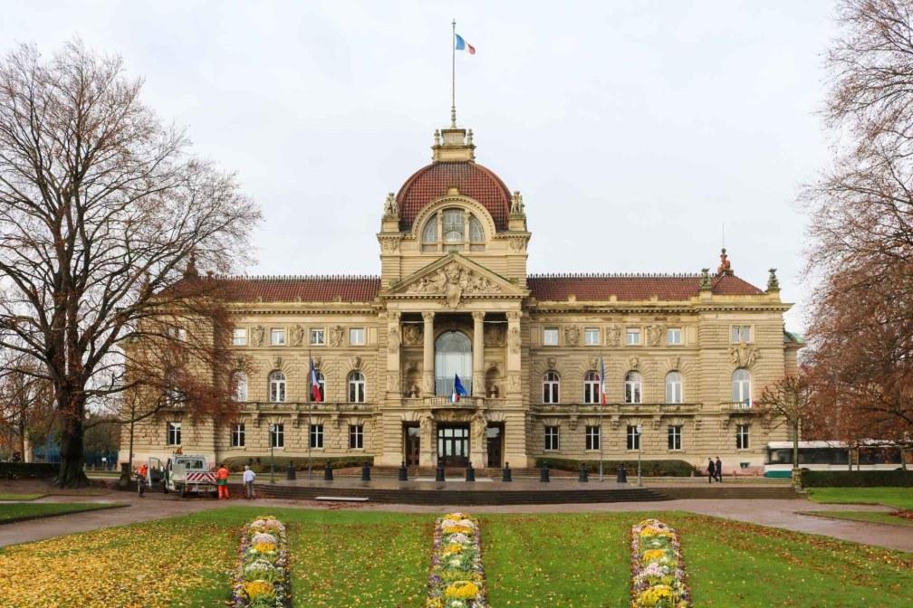 Le Palais du Rhin