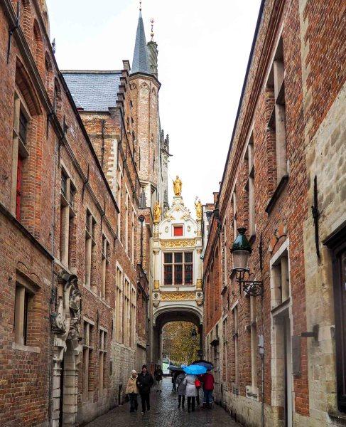 Liberté de Bruges