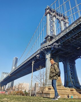 Manhattan Bridge (New York, USA)