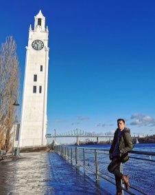 Clock Tower (Montreal, Canada)
