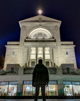 Saint Joseph's Oratory (Montreal, Canada)