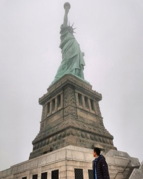 Statue of Liberty (New York, USA)