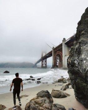 Golden Gate Bridge (San Francisco, USA)