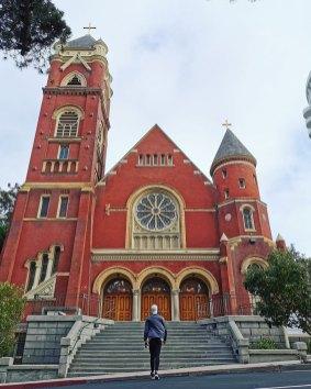 St. Mark's Lutheran Church (San Francisco, USA)