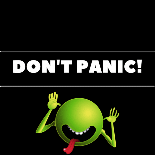 Don't panic - hitchhikers guide to de-winterizing your RV
