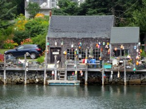 Lobster Shack with Evil Floats