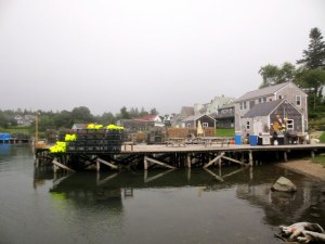 Pier at the General Store