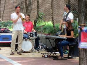 Street Players - Berkelee School of Music Quartet