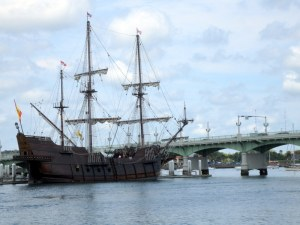 Tall Ship at St. Augustine