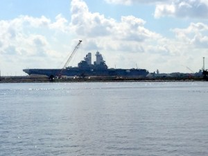 Aircraft Carrier - Jacksonville