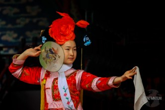 Summer Palace artistic performance Beijing